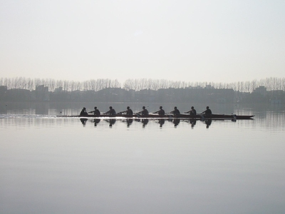 rowing... can you see yourself doing this?